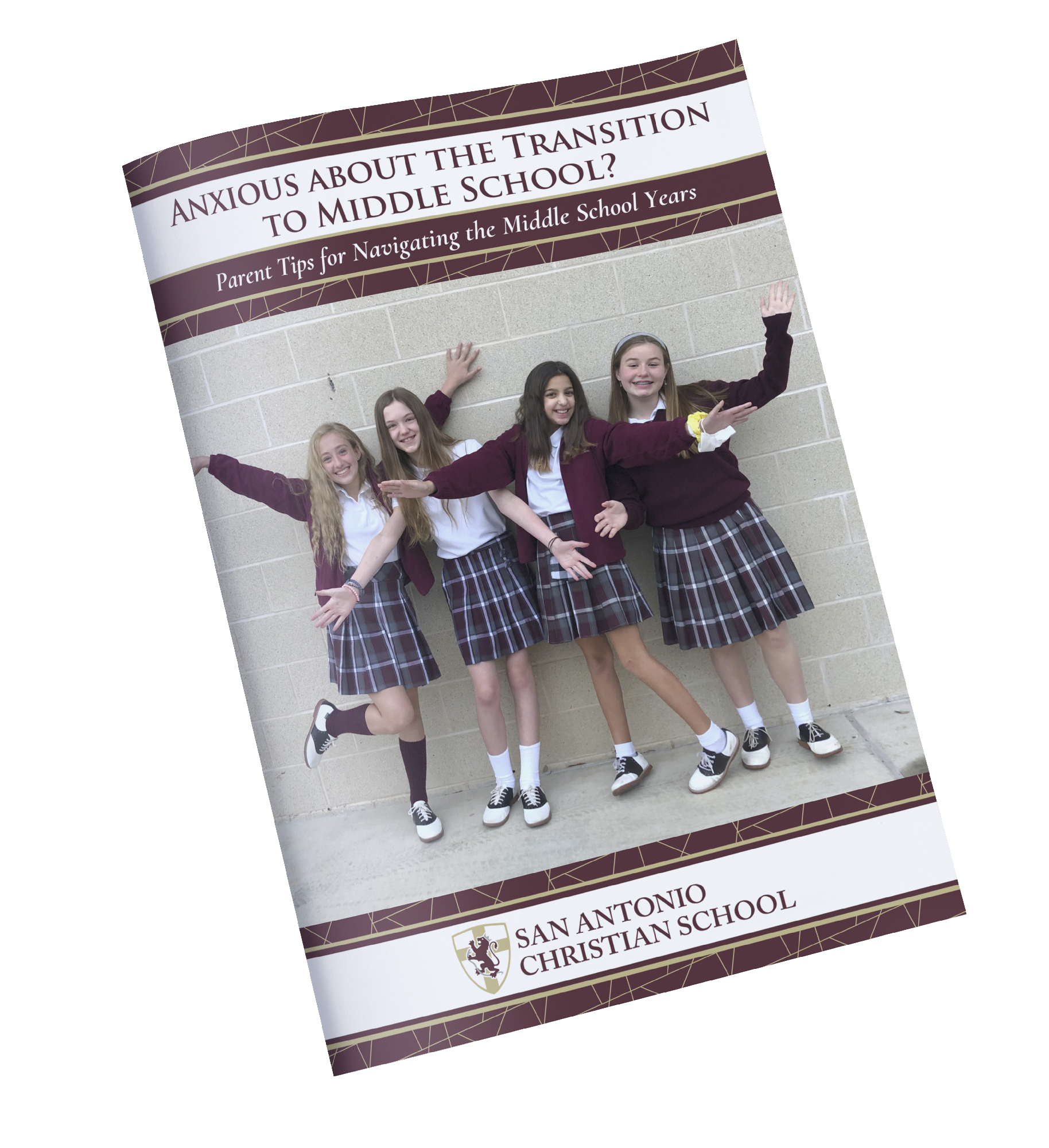 SACS Middle School  Transition Tips
