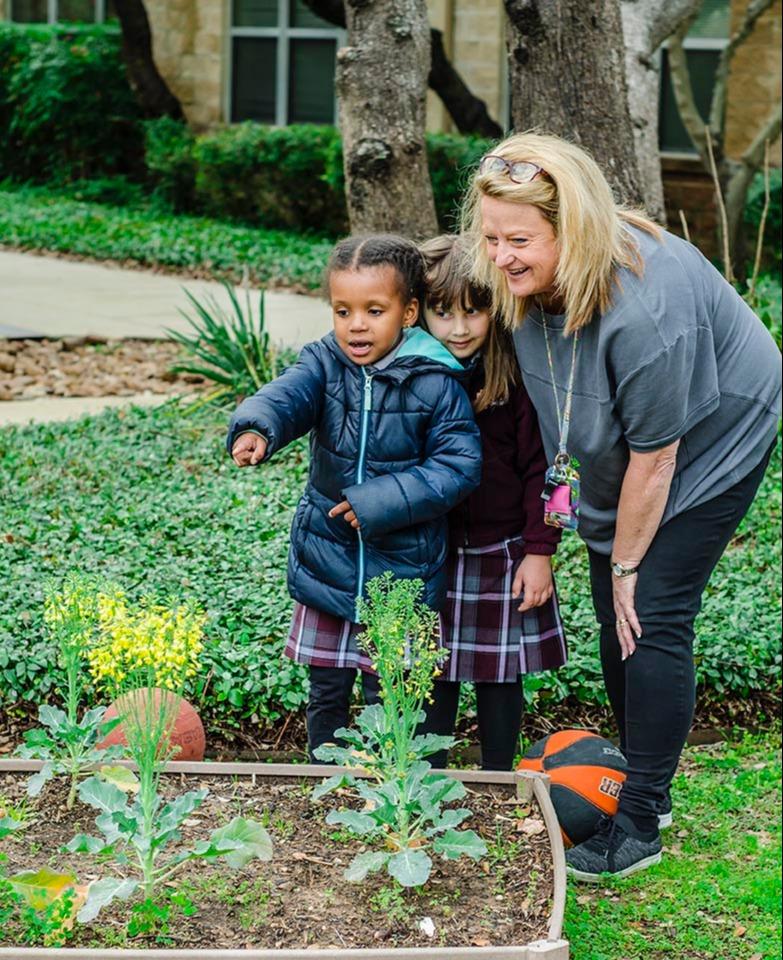 Rich hands on learning in Pre-Kindergarten at San Antonio Christian School